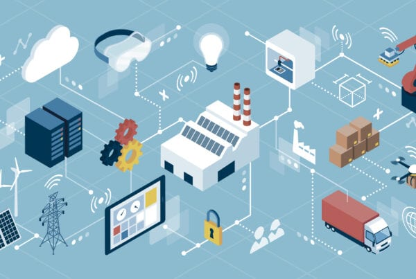 What is a smart factory like?